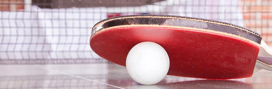 Tischtennis in den Sommerferien in Dinslaken