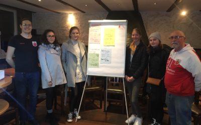J Team MTV Rheinwacht Dinslaken Treffen