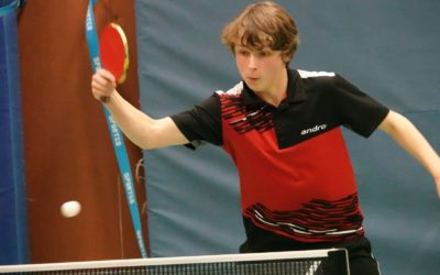 Tischtennis: Corona-konformes und kostenloses Training für Kinder unter 15 Jahre
