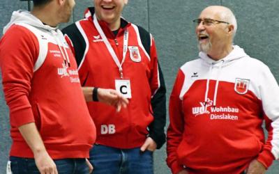 MTV Rheinwacht III feiert Erfolg unter Coach Heinz Buteweg