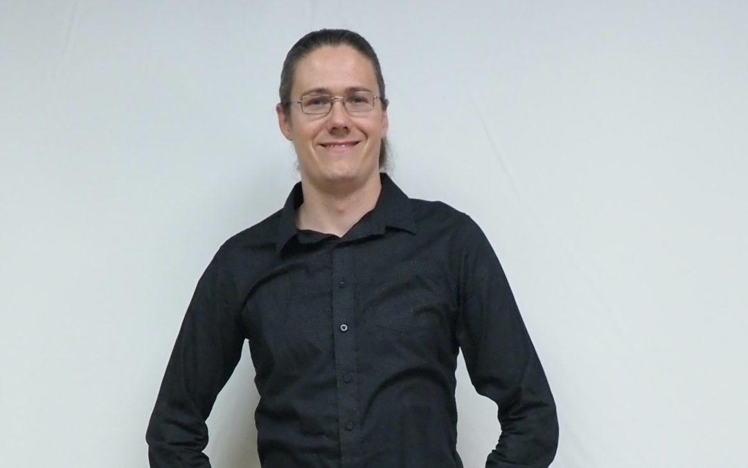Marwin Heitsch hat den Vereinsmanager C bestanden