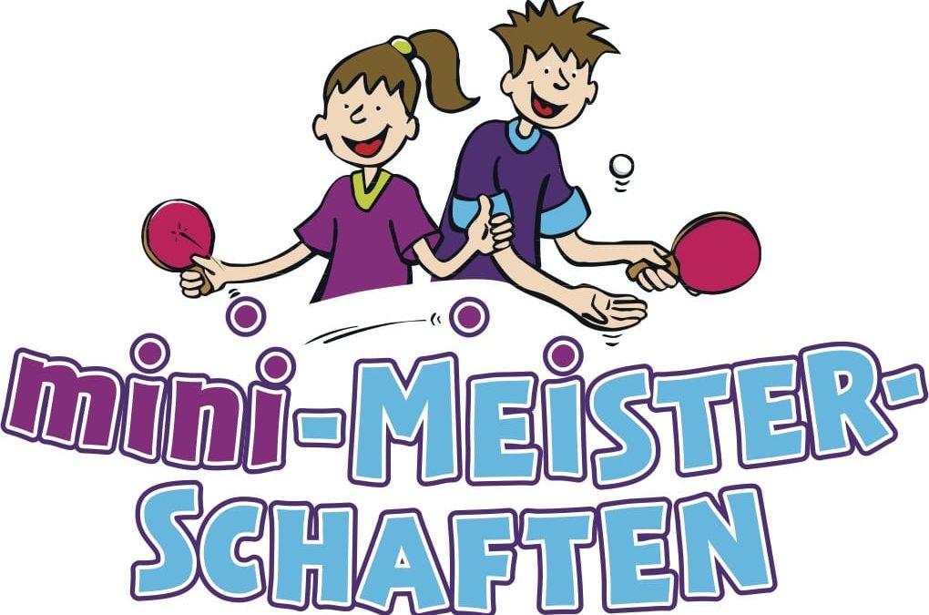 Tischtennis: Ortsentscheid mini-Meisterschaften beim gemeinwohlorientierten Sportverein MTV Rheinwacht Dinslaken