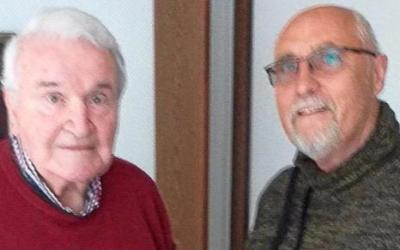 MTV gratuliert Fritz Potz zum 95. Geburtstag